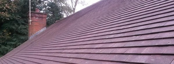 Purley roof cleaners