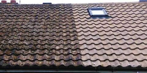 Chislehurst roof cleaners